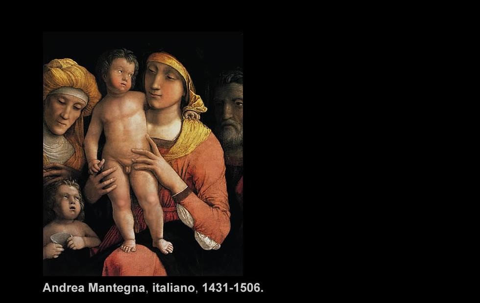 Andrea Mantegna italiano 1431-1506