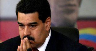 Maduro preocupado