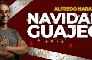Navidad Guajeo de Alfredo Naranjo