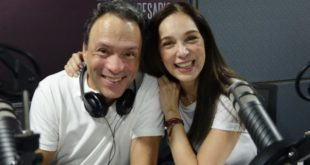 Rafael Romero y Nohely Arteaga