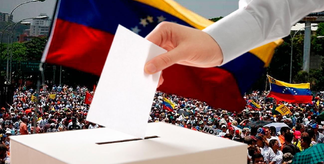 Elecciones en Venezuela en 2019