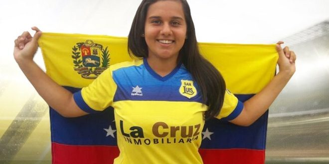 Mairee Plata San Luis Chile