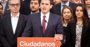 Albert Rivera y Ciudadanos