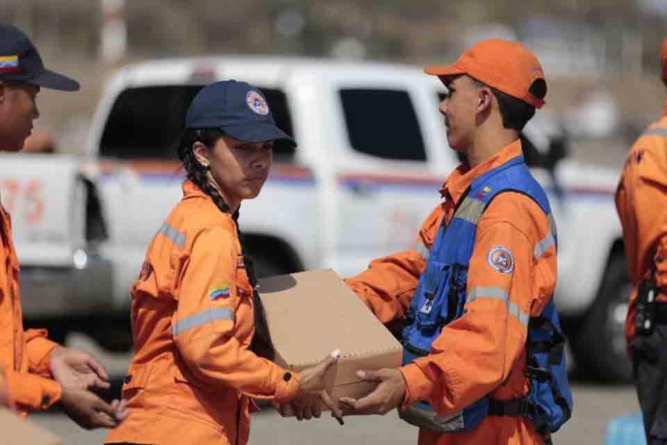 Ayuda humanitaria en Venezuela 1