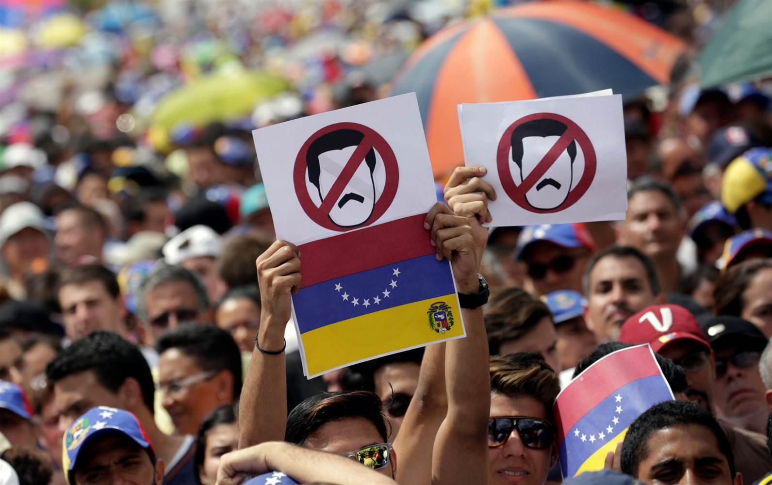 Venezuela o Maduro