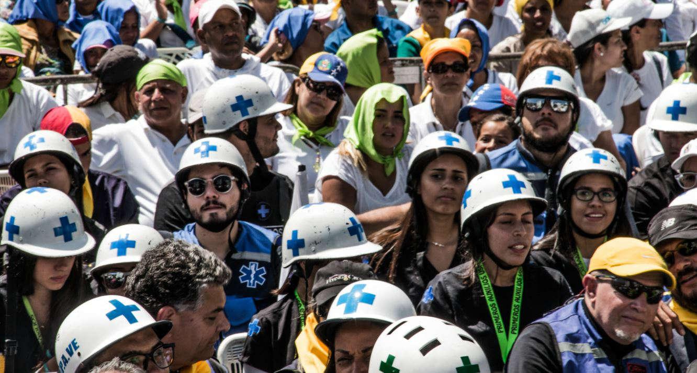Voluntarios por Venezuela
