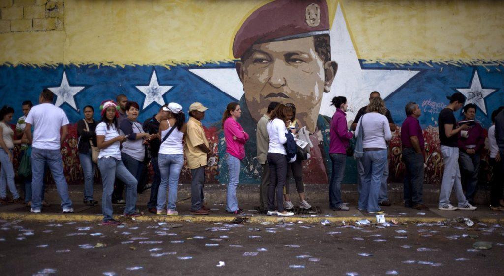 Socialismo del siglo XXI en Venezuela