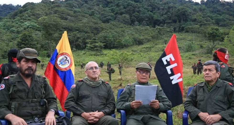 ELN en Venezuela