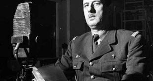 Charles de Gaulle 18 de junio de 1940