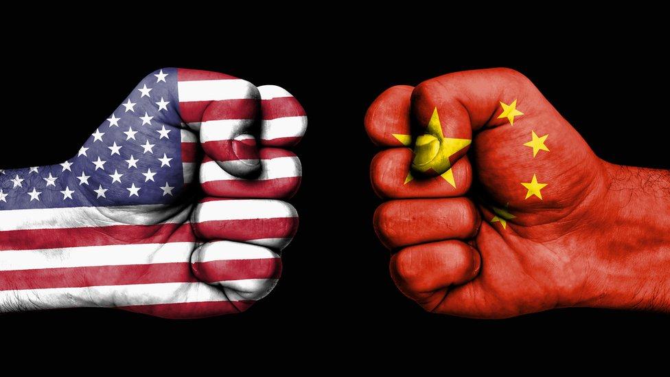 China y EEUU 1