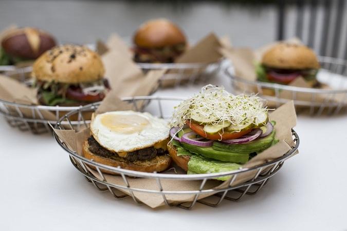 Burger lovers festival