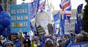 Boris Johnson y el Brexit
